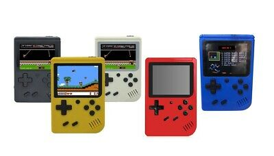 400 games Coolbaby Retro Portable Handheld Game Console 8 Bit 3.0 inch