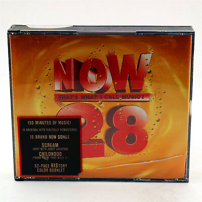 Various - Now That's What I Call Music! 28 724383047826 EU 2CD C1372