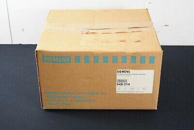 Siemens 549-214 Analog Point Expansion Unit - Factory Sealed in Box