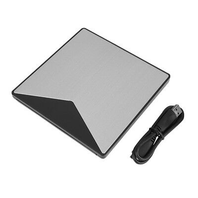 External USB 3.0 DVD-RW CD Recorder Player CD Burner Optical Drive for Laptop PC