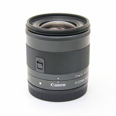 Canon EF-M11-22mm F4-5.6 IS STM -Near Mint- #17