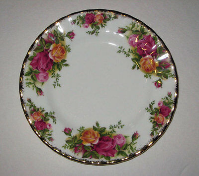 Royal Albert OLD COUNTRY ROSES **BREAD PLATE ** ENGLAND