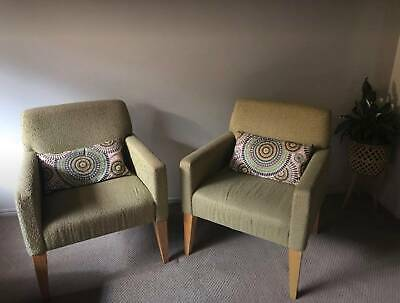 Pair Reception/Occasional Chairs