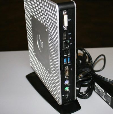 Client Leger HP T610 AMD G-T56N 1.6GHz, 2 Go RAM, 2 Go Flash Disk