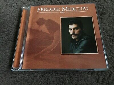 "FREDDIE MERCURY ""Solo - Mr Bad Guy/Barcelona"" 2xCD Release.Rock/Pop.Promo? VGC"