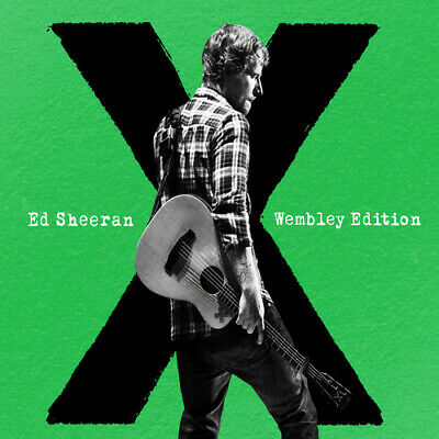 Ed Sheeran - X: Wembley Edition (2 Disc, CD + DVD, Deluxe Edition) CD NEW