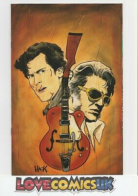 Army Of Darkness Bubba Ho-Tep #1 1 For 50 Hack Virgin Variant Dynamite Comics