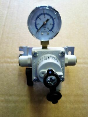 Serviced Cornelius Secondary Co2/mixed Gas  Regulator With Fittings