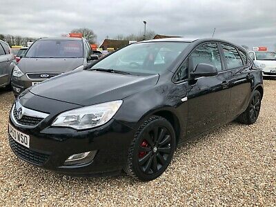 2010 / 60 Vauxhall Astra 1.6 113 Exclusiv 5 Door Manual