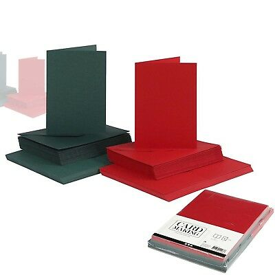 Blank Cards And Envelopes Card Making - A6 Greeting Art Carft Card Coloured