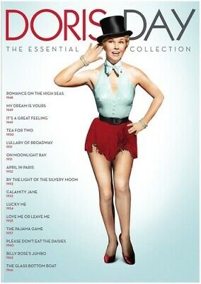 Doris Day: The Essential Collection (15 Disc) DVD NEW