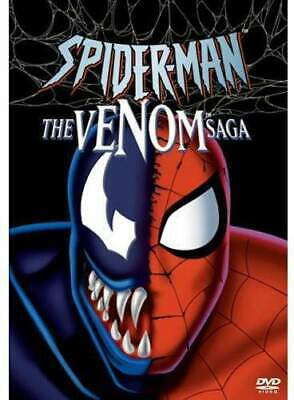 Spider-Man: The Venom Saga DVD NEW
