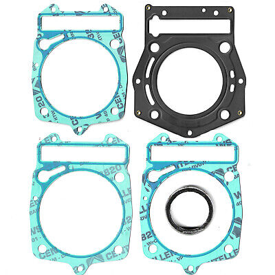 Athena Top End Gasket Kit for Piaggio Beverly 400 06-07