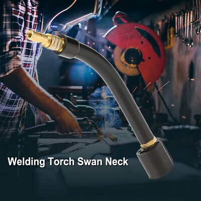 Swan Neck MIG/MAG Welding Torch Consumables Fit for Binzel 15AK/24KD/36KD JS