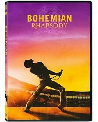 Bohemian Rhapsody  2019  NEW DVD : Australian In Stock QUEEN