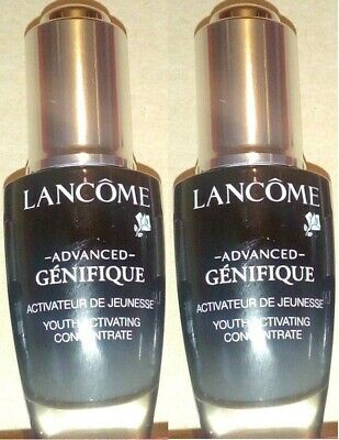 Lancome Advanced Genifique Youth Activating Concentrate Serum- 2 x 20ml
