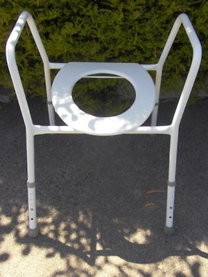 Over Toilet Chair/Seat