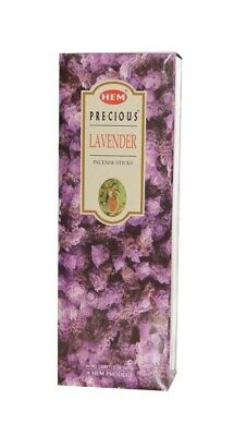Bulk Buy 120 Sticks X Hem Precious Lavender Incense Sticks/Relaxation Fragrance