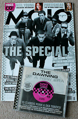 MOJO magazine #174 May 2008 + ska CD. The Specials / Portishead / Jethro Tull