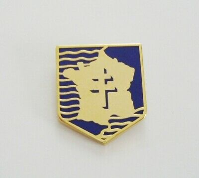 2e DIVISION BLINDEE (Badge émail/pin's)