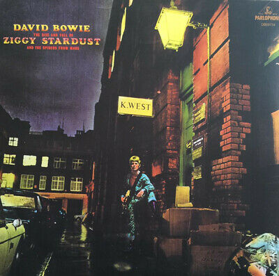 David Bowie ‎– The Rise And Fall Of Ziggy Stardust And The Spiders Vinyl LP NEW
