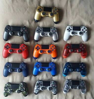 Wireless DualShock 4 V2 Controller for Official PS4 Console - Choose Your Colour