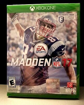 Madden NFL 17 [Factory Refurbished] Xbox One