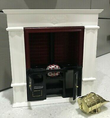 12th scale dolls house fire /stove