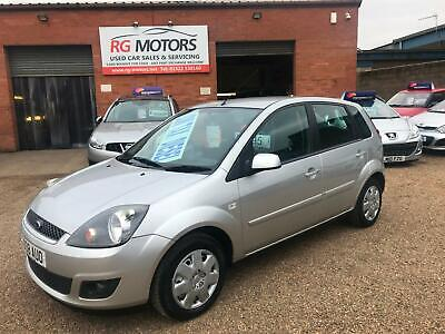 2008 Ford Fiesta 1.4 TDCi  Zetec Climate Silver 5dr Hatch, **ANY PX WELCOME**
