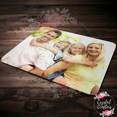 Personalised Custom Computer Mouse Mat Pad Business - Bulk / Multiple Quantity