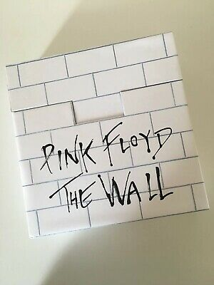 "Pink Floyd The Wall Record Store Day 3x7"" Singles Box Set"
