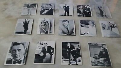 1965 Man From Uncle Cards. $2.00 Each Or Best Offer. Very Good Condition.