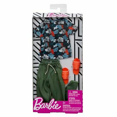 Barbie Ken Doll Clothes and Accessories, Street Jogger Fashion, FXJ37