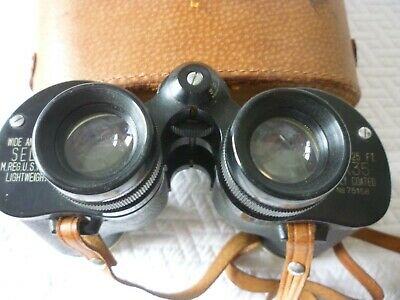 "FABULOUS SELSI  Wide Angle 10"" binoculars + case.No.75158 Lightweight"