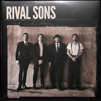 Rival Sons - Great Western Valkyrie 2 x LP - Vinyl Album Hard Blues Rock Record