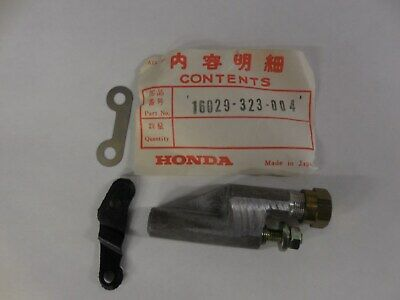 "Nos Honda Holder Set ""a"", Adj. #16029-323-004 Cb350 Cb400 Cb500 Cb550"