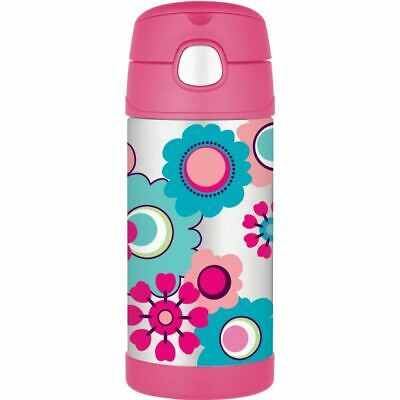 Thermos FUNtainer Bottle Floral 355ml