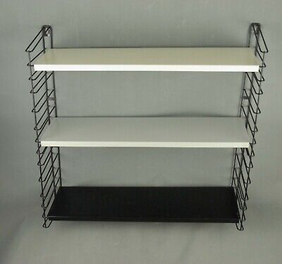 TOMADO Holland Shelves A.DEKKER Danish Modern Bookcase Unit Vintage 60s 50s