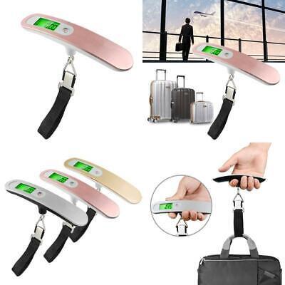 Portable Digital Luggage Scale Handheld Baggage Weight 110Lb Travel