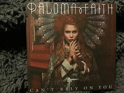 Paloma Faith - Can't Rely On You-  promo Single only CD - test press
