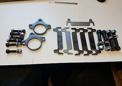 Mitsubishi Pajero 1990-2000 Upper Ball Joint Spacer Kit M10 Bolts Supplied!!!!