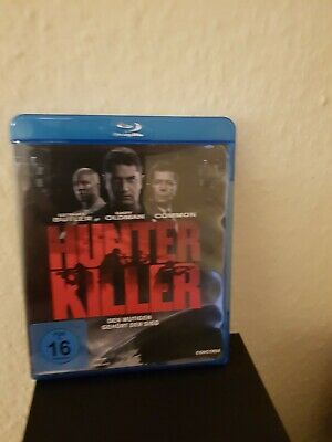 Hunter Killer -  Blu-ray - Gary Oldman