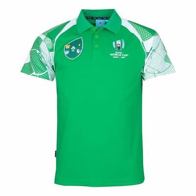 Rugby World Cup 2019 Men's Polo Shirt   Ireland
