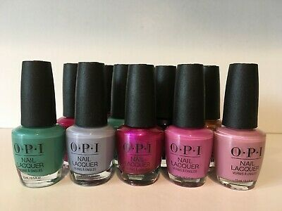 OPI Nail Polish, 0.5 oz, SPRING 2019 COLORS- Japan Series *Free Shipping*