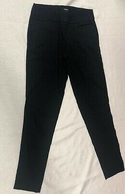 XOXO Black Women's Stretch Slim Skinny Ankle Pants. Size 5