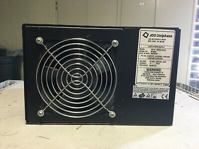 JDS Uniphase 2214 120V or 2114 220V Argon LASER Power Supply, guaranteed working