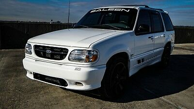 1998 Ford Explorer Saleen 1998 Ford Explorer Saleen XP8 **Rare True Saleen**