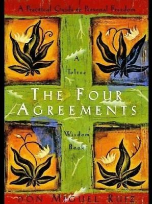 The Four Agreements: A Practical Guide to Personal Freedom   >>>EBOOK PDF<<<
