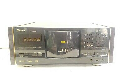Pioneer Elite PD-F19 300+1 Disk CD Player Changer
