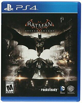 Batman Arkham Knight  PlayStation 4 PS4 Soft